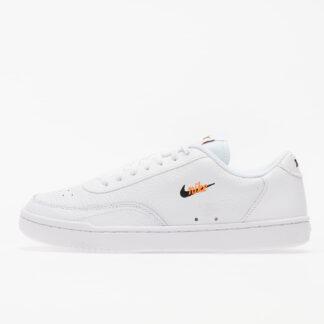 Nike Wmns Court Vintage Premium White/ Black-Total Orange CW1067-100