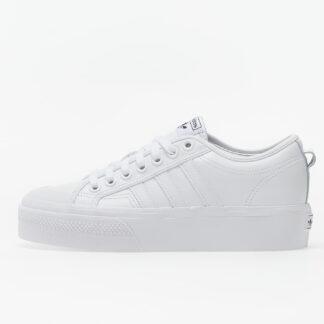 adidas Nizza Platform W Ftw White/ Ftw White/ Core Black FW0265
