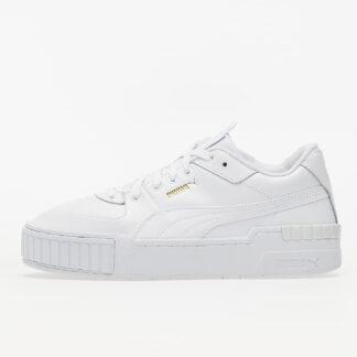 Puma Cali Sport Wn s Puma White-Puma White 37387101