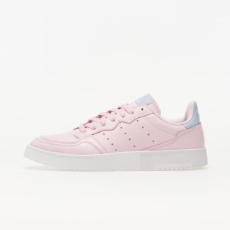 adidas Supercourt W Clear Pink/ Aero Blue/ Ftw White FU9956