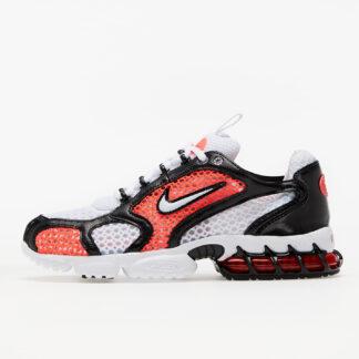 Nike Air Zoom Spiridon Cage 2 (W) White/ White-Flash Crimson-Black CD3613-101