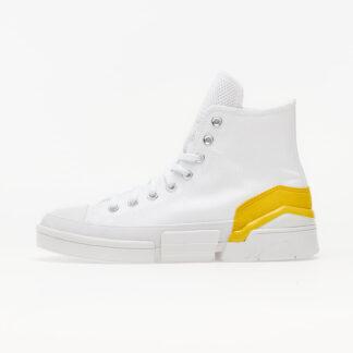 Converse CPX70 Hi White/ Speed Yellow/ Black 568648C