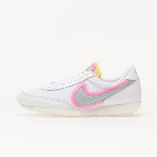 Nike Daybreak White/ Metallic Silver-Hyper Pink DA0983-100