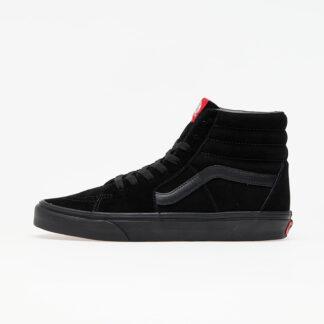 Vans Sk8-Hi Black/ Black Suede VN000D5IBKA1