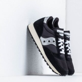 Saucony Jazz Original Vintage Black/ White S70368-10
