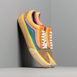 Vans Old Skool VLT LX (Suede/ Leather) Multicolor VN0A4BVFVYL1