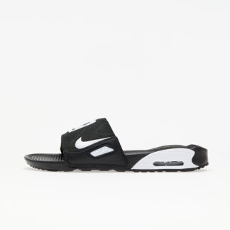 Nike Air Max 90 Slide Black/ White BQ4635-002