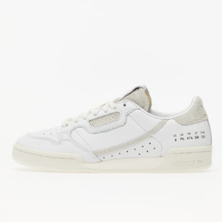 adidas Continental 80 Ftw White/ Crystal White/ Off White FY0036