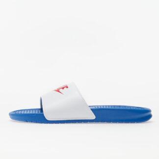 Nike Benassi JDI Game Royal/ University Red-White 343880-410