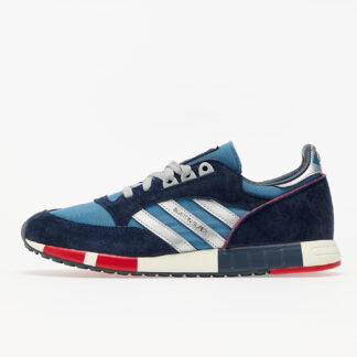 adidas Boston Super Slate Blue/ Silver Metalic/ St Dark Slate M25419
