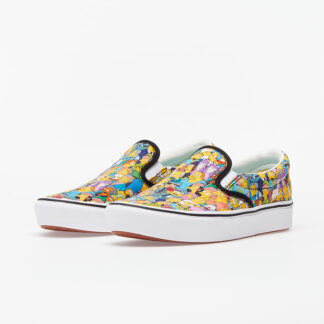 Vans ComfyCush Slip-On (The Simpsons) Springfield VN0A3WMD1TJ1