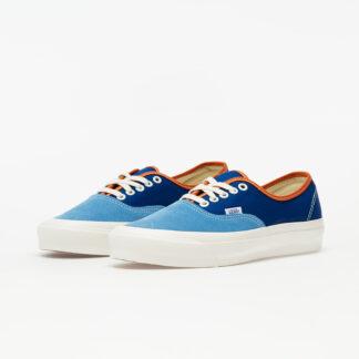 Vans OG Authentic LX (Suede/ Canvas) Blue VN0A4BV91YH1