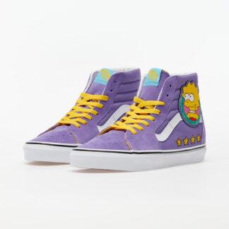Vans Sk8-Hi (The Simpsons) Lisa 4 Prez VN0A4BV617G1