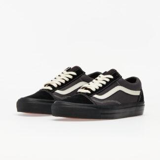 Vans OG Old Skool LX (Sude/ Canvas) Black/ Grey VN0A4P3XTJ11