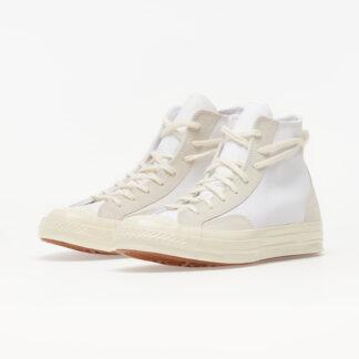 Converse Chuck 70 Hi White/ Egret/ Egret 168605C