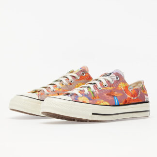 Converse Twisted Resort Chuck 70 OX Egret/ Multi/ Black 167762C