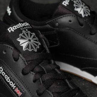 Reebok Club C 85 Black/ White/ Gum AR0458