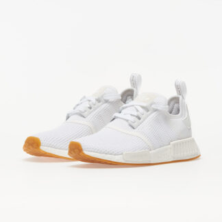 adidas NMD_R1 Ftw White/ Ftw White/ Gum 3 D96635