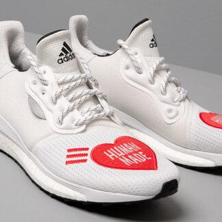 adidas Solar HU Human Made Core White/ Scarlet/ Core White EG1837
