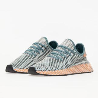 adidas Deerupt Runner Raw Green/ Grey One/ Amber Tint EG5360