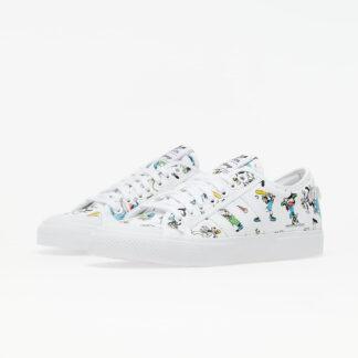 adidas Nizza x Disney Sport Goofy Ftw White/ Scarlet/ Core Black FW0645