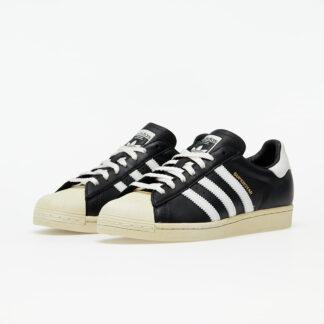adidas Superstar Core Black/ Crystal White/ Blue FV2832