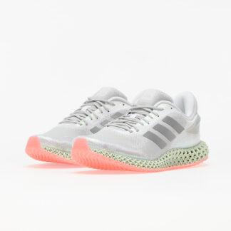 adidas 4D Run 1.0 Ftw White/ Silver Metalic/ Signature Pink FV6960