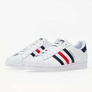 adidas Superstar Ftw White/ Scarlet/ Ftw White FX2328