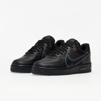 Nike Air Force 1 React Black/ Anthracite CT1020-002