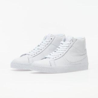 Nike SB Zoom Blazer Mid White/ White-White 864349-105