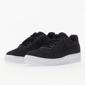 Nike Air Force 1 Flyknit 2.0 Black/ Anthracite-White CI0051-001