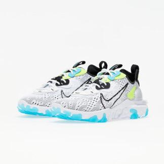 Nike React Vision White/ Black-Volt-Blue Fury CT2927-100