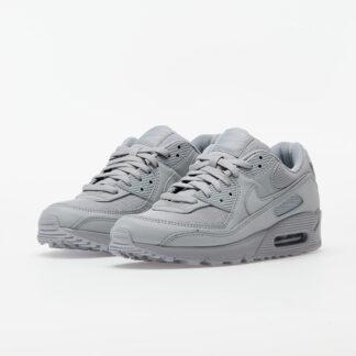 Nike Air Max 90 Wolf Grey/ Wolf Grey-Wolf Grey-Black CN8490-001