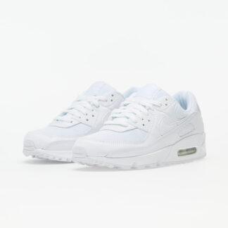 Nike Air Max 90 White/ White-White-Wolf Grey CN8490-100