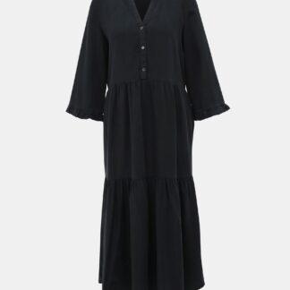 Černé šaty Noisy May Mendi