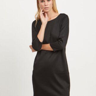 Černé šaty VILA Tinna