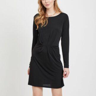 Černé šaty VILA Classy