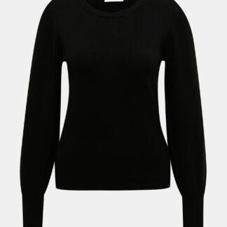 Černý svetr Jacqueline de Yong