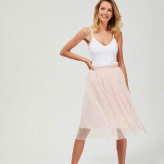 Moodo pudrová sukně