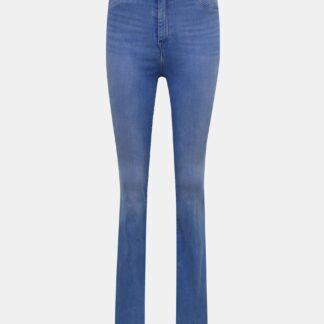 Modré flared fit džíny TALLY WEiJL
