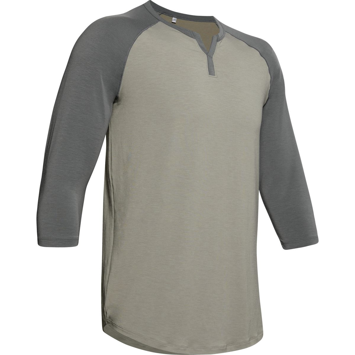 UA Recover Sleepwear Henley-GRN