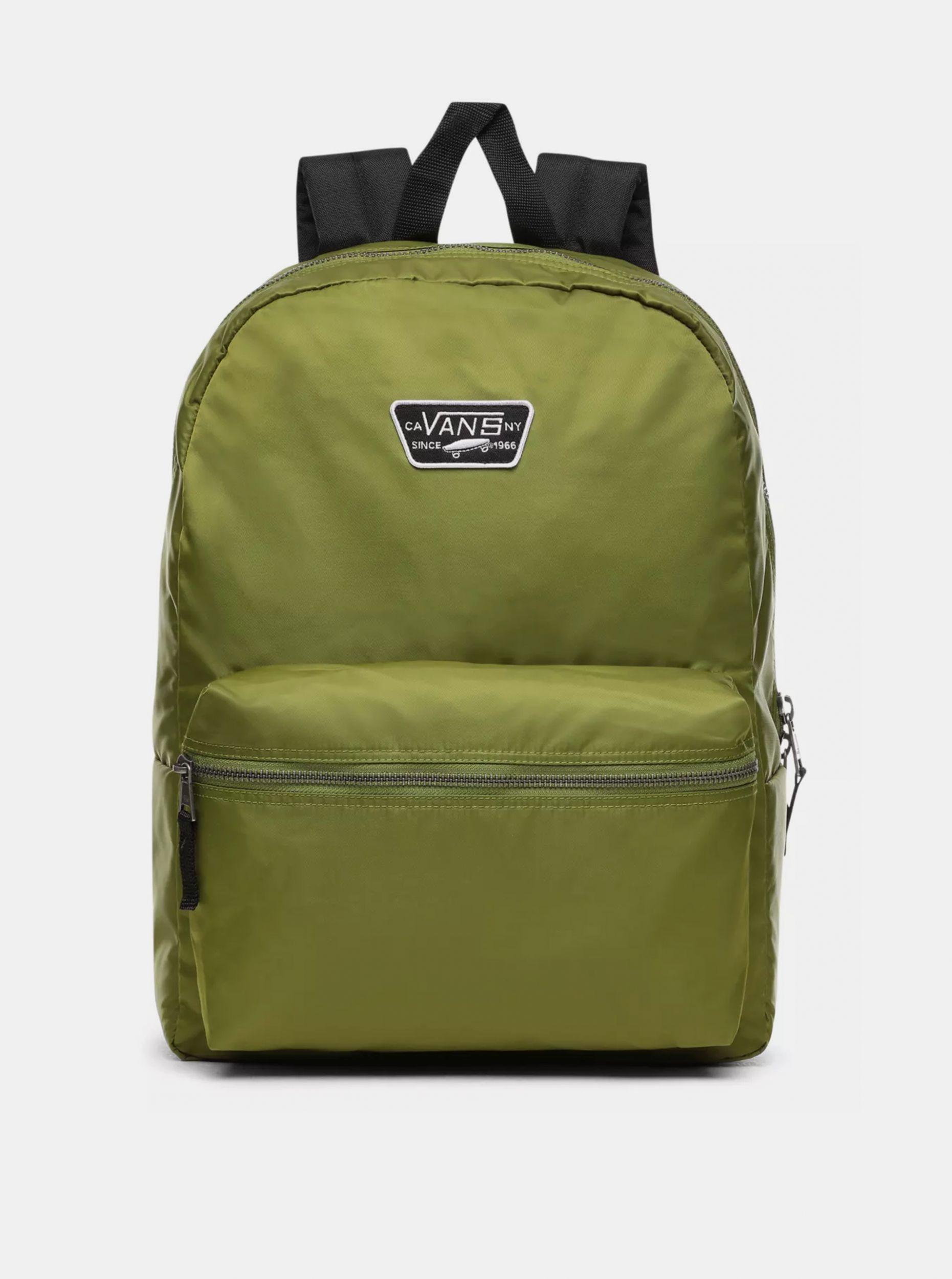 Zelený batoh VANS 22.5 l