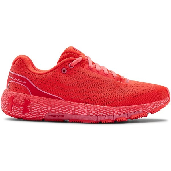 UA W HOVR Machina-RED