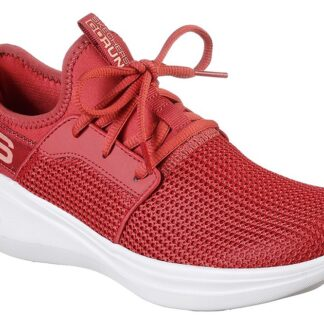 Skechers červené tenisky Go Run Fast Quick Step
