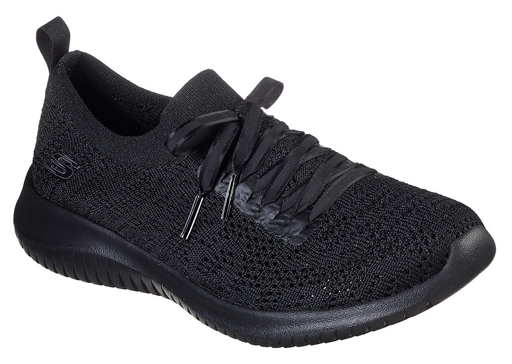 Skechers černé tenisky Ultra Flex Windy Sky
