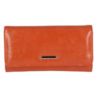 Dámské psaníčko do ruky oranžové - Michelle Moon F290 oranžová