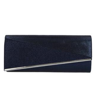 Dámské psaníčko tmavě modré - Michelle Moon Iwish tmavě modrá
