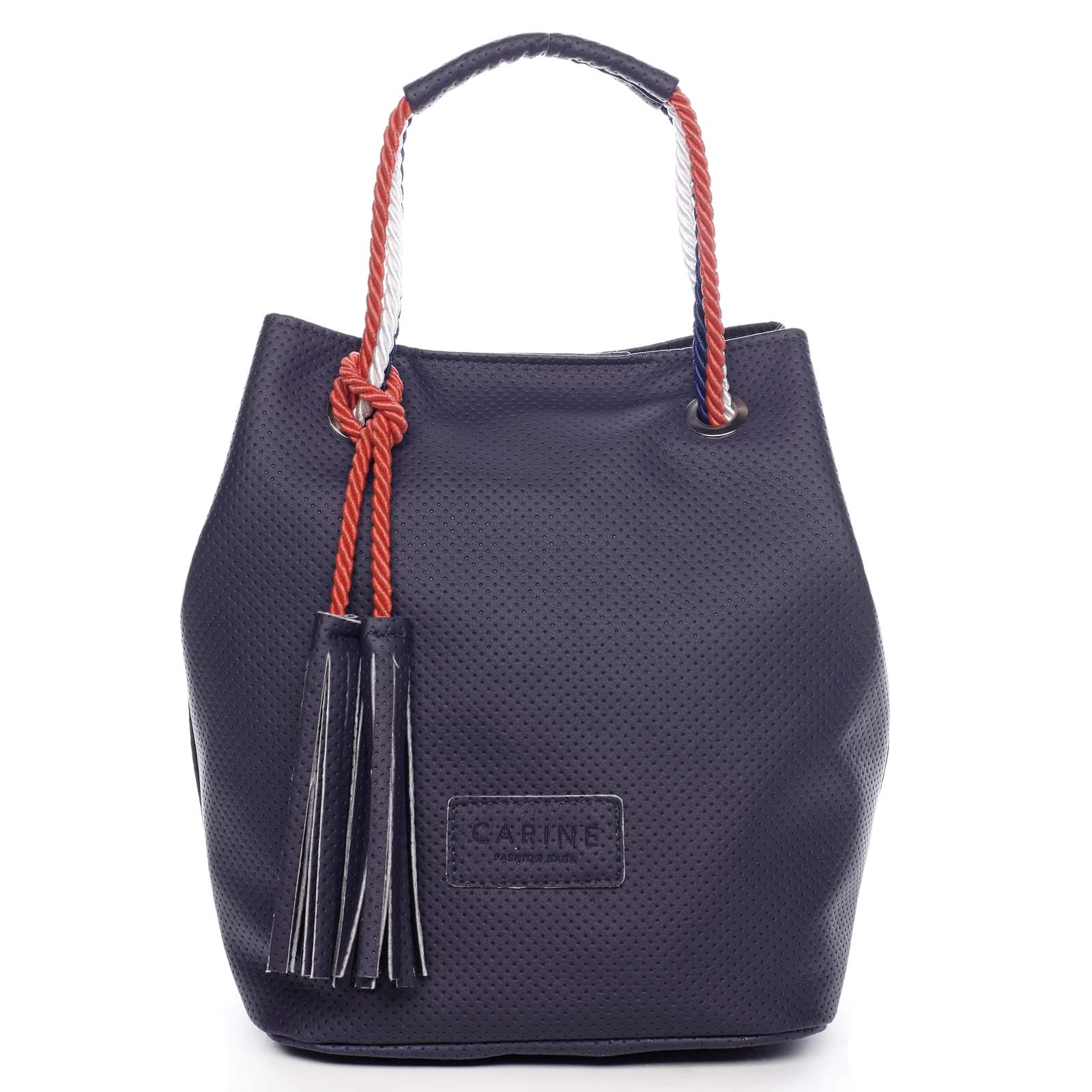 Dámská kabelka tmavě modrá - Carine C2000 tmavě modrá