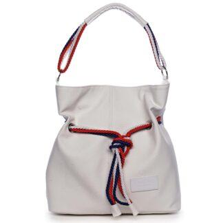 Dámská kabelka bílá - Carine C1000 bílá