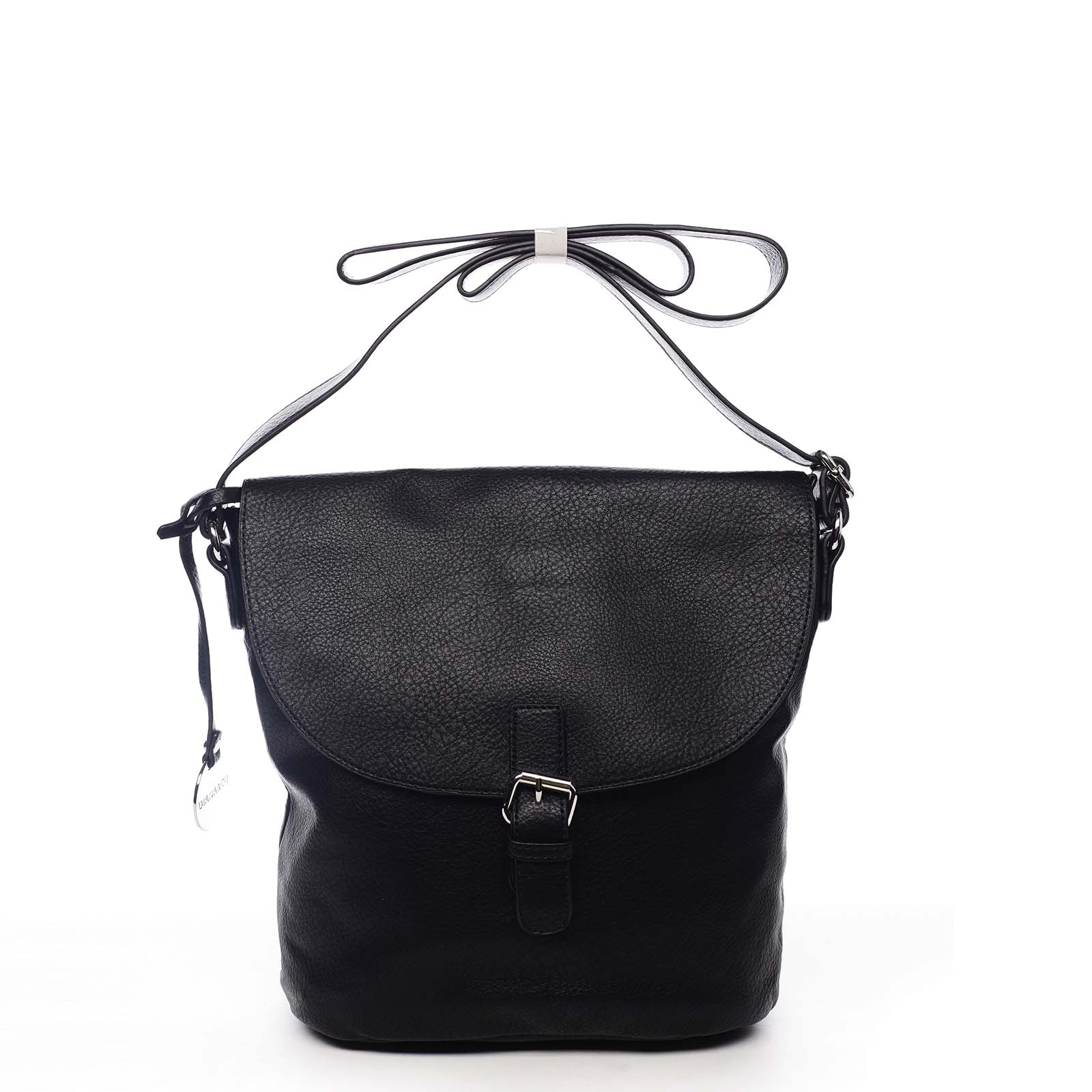 Dámská kabelka přes rameno černá - DIANA & CO Leilla černá